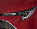 2019 Toyota Corolla Hatchback Hybrid 2.0L Red bitone (EU-Spec) Headlight Wallpapers 150x120 (36)