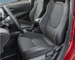 2019 Toyota Corolla Hatchback Hybrid 2.0L Red bitone (EU-Spec) Interior Front Seats Wallpapers 150x120 (44)