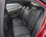 2019 Toyota Corolla Hatchback Hybrid 2.0L Red bitone (EU-Spec) Interior Rear Seats Wallpapers 150x120 (43)