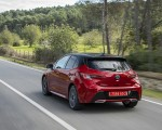 2019 Toyota Corolla Hatchback Hybrid 2.0L Red bitone (EU-Spec) Rear Wallpapers 150x120 (17)