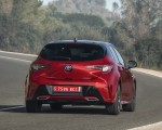 2019 Toyota Corolla Hatchback Hybrid 2.0L Red bitone (EU-Spec) Rear Wallpapers 150x120 (16)