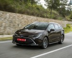 2019 Toyota Corolla Touring Sports 2.0L Brown (EU-Spec) Front Three-Quarter Wallpapers 150x120 (7)