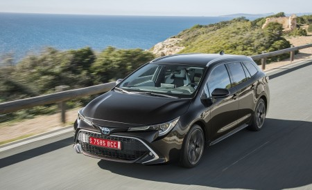 2019 Toyota Corolla Touring Sports (EU-Spec) Wallpapers