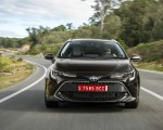 2019 Toyota Corolla Touring Sports 2.0L Brown (EU-Spec) Front Wallpapers 150x120 (2)