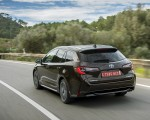 2019 Toyota Corolla Touring Sports 2.0L Brown (EU-Spec) Rear Three-Quarter Wallpapers 150x120 (10)