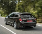2019 Toyota Corolla Touring Sports 2.0L Brown (EU-Spec) Rear Three-Quarter Wallpapers 150x120 (12)