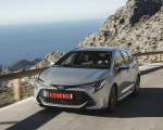 2019 Toyota Corolla Touring Sports Hybrid 1.8L Platinum (EU-Spec) Front Three-Quarter Wallpapers 150x120 (33)