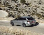 2019 Toyota Corolla Touring Sports Hybrid 1.8L Platinum (EU-Spec) Rear Three-Quarter Wallpapers 150x120 (48)