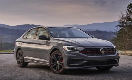 2019 Volkswagen Jetta GLI 35th Anniversary Edition Front Three-Quarter Wallpapers 450x275 (54)