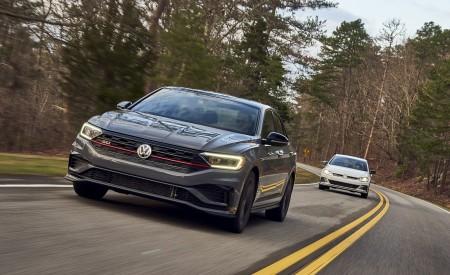 2019 Volkswagen Jetta GLI 35th Anniversary Edition Front Wallpapers 450x275 (45)