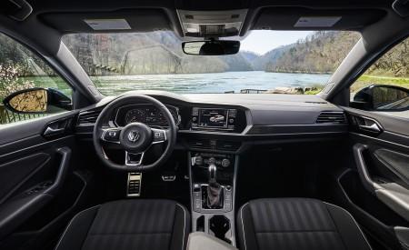 2019 Volkswagen Jetta GLI 35th Anniversary Edition Interior Cockpit Wallpapers 450x275 (69)
