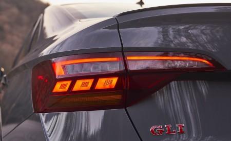 2019 Volkswagen Jetta GLI 35th Anniversary Edition Tail Light Wallpapers 450x275 (66)
