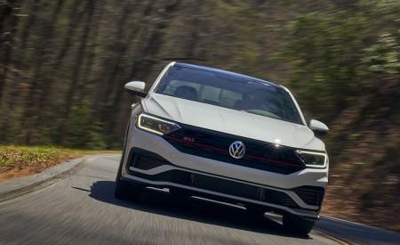 2019 Volkswagen Jetta GLI Autobahn Front Wallpapers 450x275 (76)