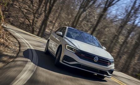 2019 Volkswagen Jetta GLI Autobahn Front Wallpapers 450x275 (77)
