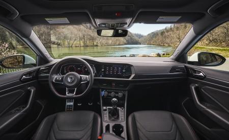 2019 Volkswagen Jetta GLI Autobahn Interior Cockpit Wallpapers 450x275 (93)