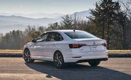 2019 Volkswagen Jetta GLI Autobahn Rear Three-Quarter Wallpapers 450x275 (85)