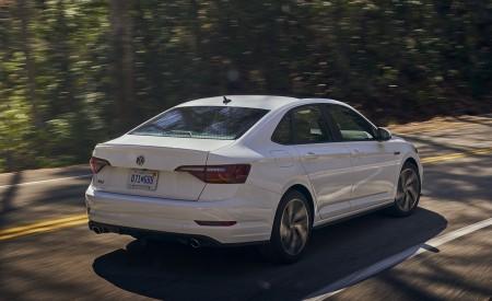 2019 Volkswagen Jetta GLI Autobahn Rear Three-Quarter Wallpapers 450x275 (78)