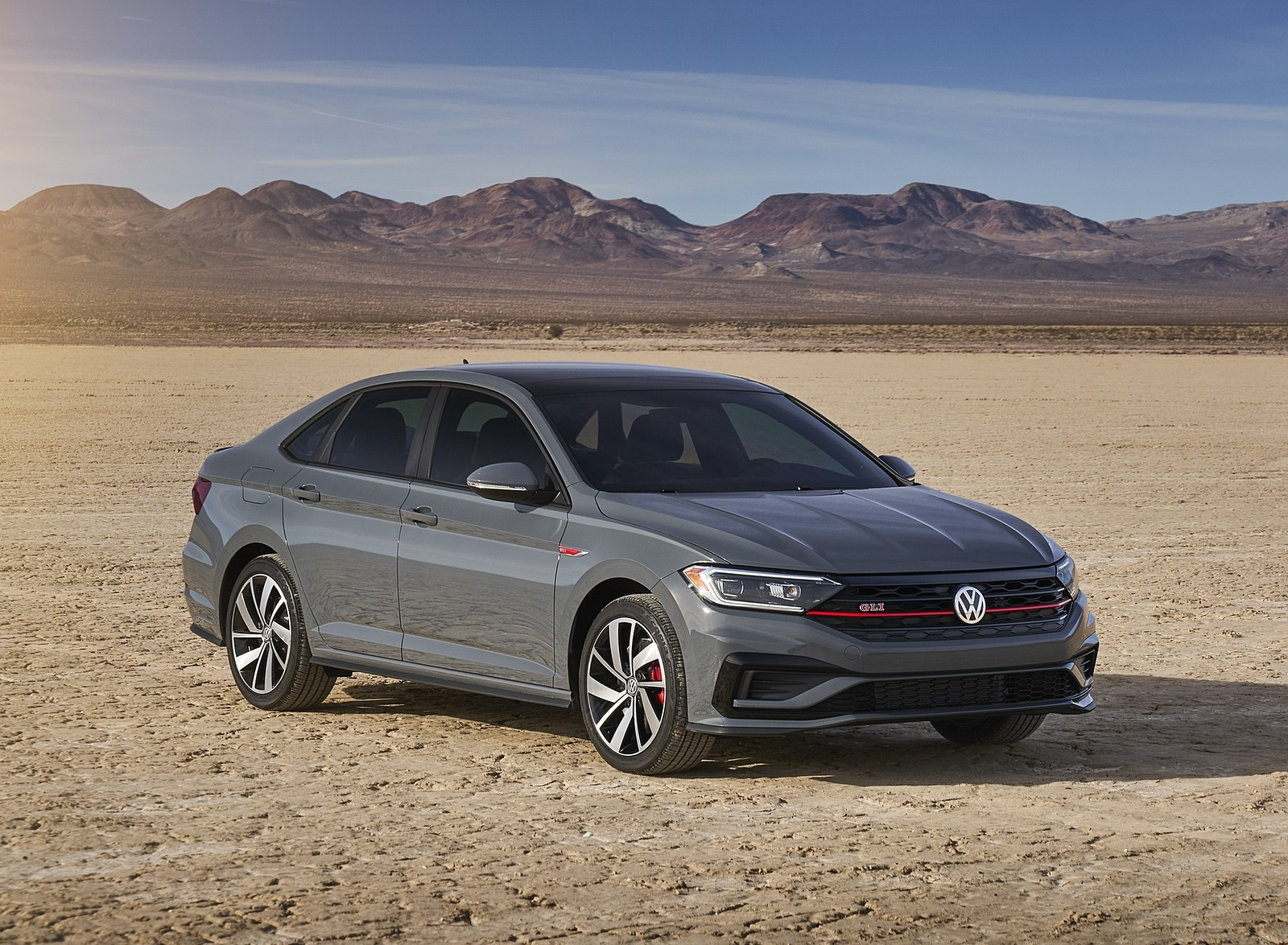 2019 Volkswagen Jetta GLI Front Three-Quarter Wallpapers (7)