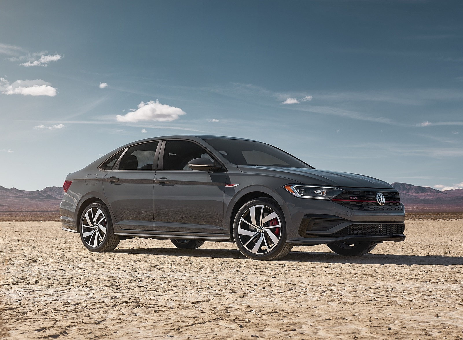 2019 Volkswagen Jetta GLI Front Three-Quarter Wallpapers (13)