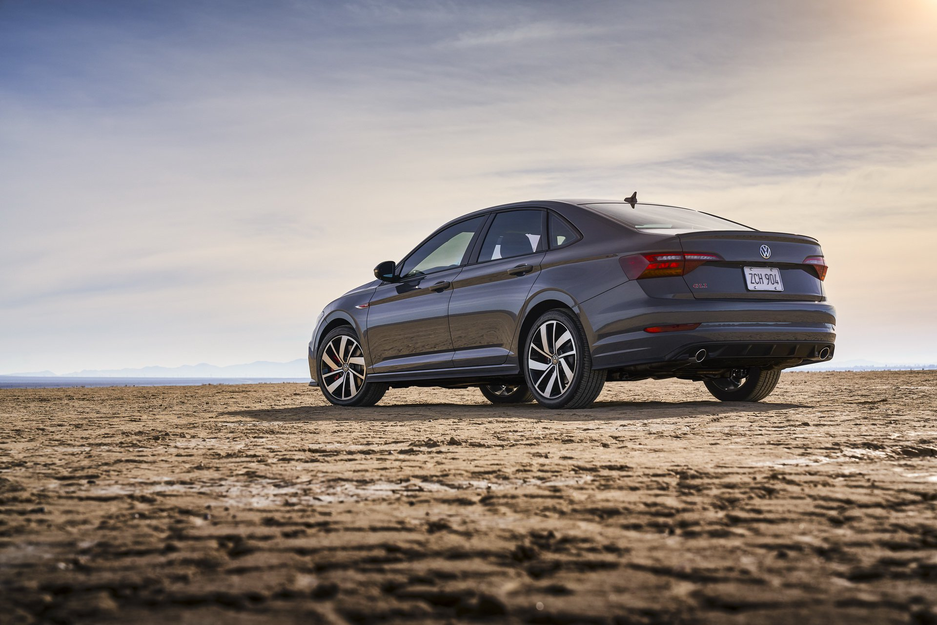 2019 Volkswagen Jetta GLI Rear Three-Quarter Wallpapers (9)