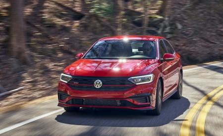 2019 Volkswagen Jetta GLI S Front Wallpapers 450x275 (29)