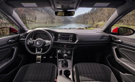 2019 Volkswagen Jetta GLI S Interior Cockpit Wallpapers 450x275 (44)
