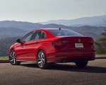 2019 Volkswagen Jetta GLI S Rear Three-Quarter Wallpapers 150x120 (37)