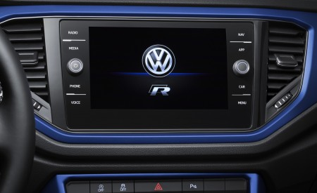 2019 Volkswagen T-Roc R Central Console Wallpapers 450x275 (169)