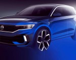 2019 Volkswagen T-Roc R Design Sketch Wallpaper 150x120 (30)