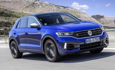 2019 Volkswagen T-Roc R Front Three-Quarter Wallpapers 450x275 (124)