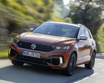 2019 Volkswagen T-Roc R Front Three-Quarter Wallpapers 150x120 (45)
