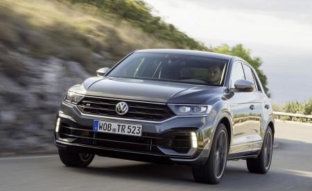 2019 Volkswagen T-Roc R Front Three-Quarter Wallpapers 450x275 (101)