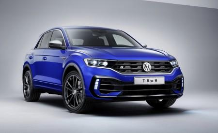 2019 Volkswagen T-Roc R Front Three-Quarter Wallpapers 450x275 (151)