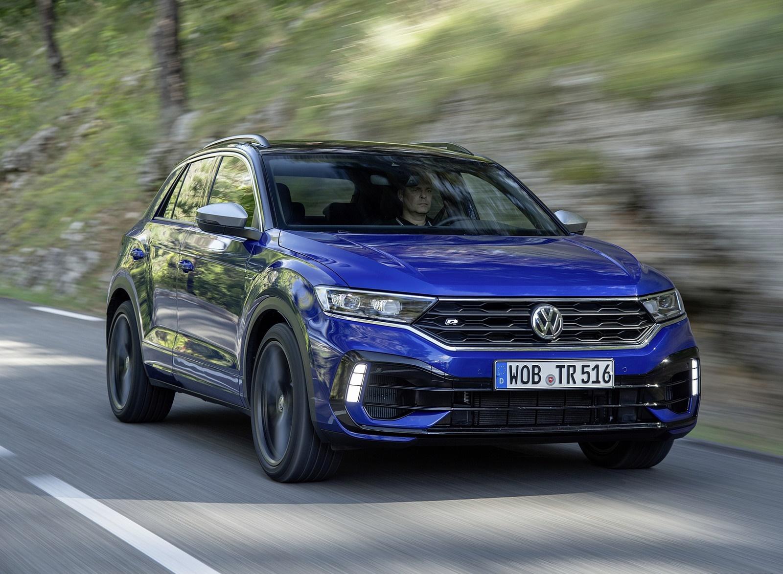 2019 Volkswagen T-Roc R Front Three-Quarter Wallpapers (13)