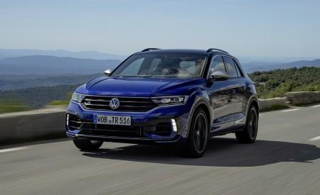 2019 Volkswagen T-Roc R Front Three-Quarter Wallpapers 450x275 (5)