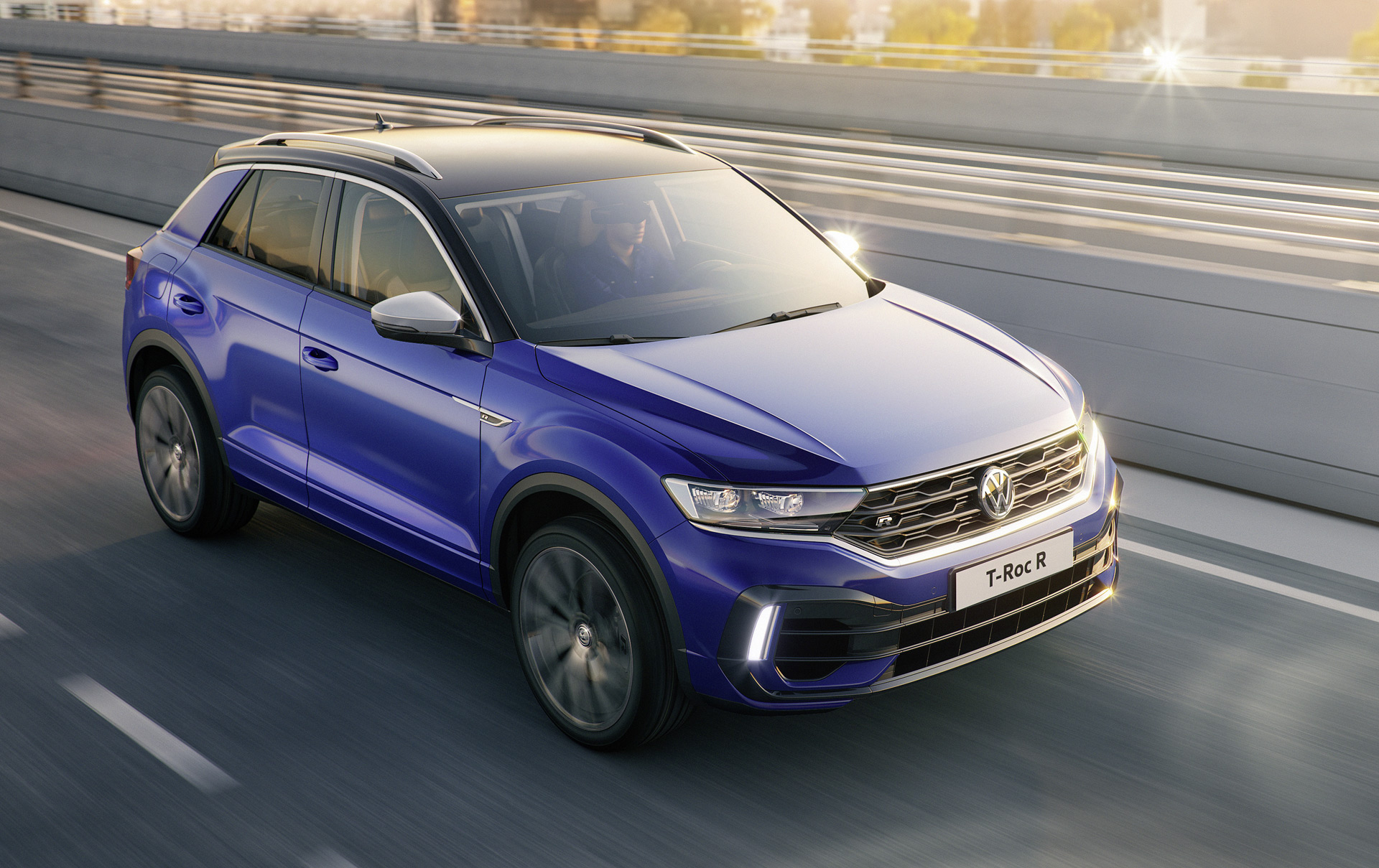 2019 Volkswagen T-Roc R Front Three-Quarter Wallpaper (1)