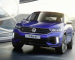 2019 Volkswagen T-Roc R Front Wallpapers 150x120 (2)