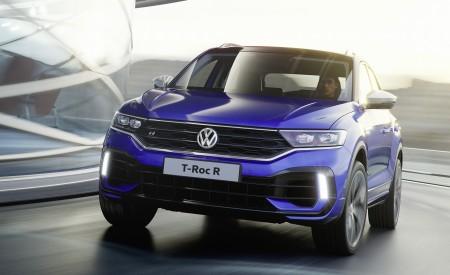 2019 Volkswagen T-Roc R Front Wallpapers 450x275 (145)