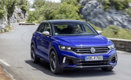 2019 Volkswagen T-Roc R Front Wallpapers 450x275 (126)