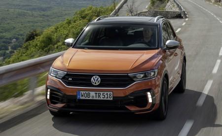 2019 Volkswagen T-Roc R Front Wallpapers 450x275 (61)
