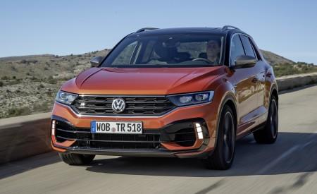 2019 Volkswagen T-Roc R Front Wallpapers 450x275 (63)
