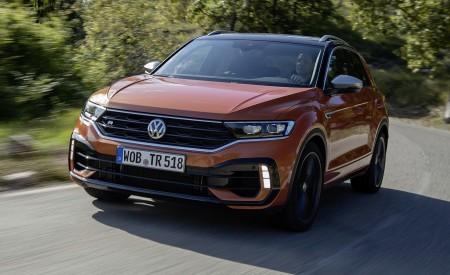 2019 Volkswagen T-Roc R Front Wallpapers 450x275 (64)