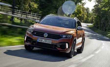 2019 Volkswagen T-Roc R Front Wallpapers 450x275 (65)