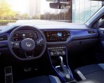 2019 Volkswagen T-Roc R Interior Cockpit Wallpaper 150x120 (6)