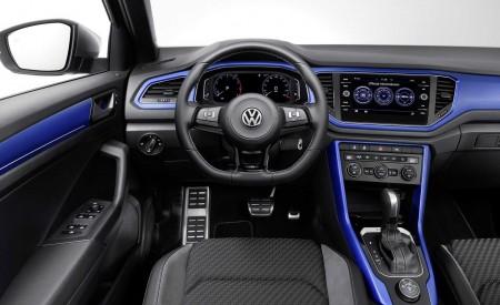 2019 Volkswagen T-Roc R Interior Seats Wallpapers 450x275 (165)