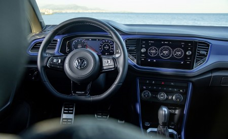 2019 Volkswagen T-Roc R Interior Wallpapers 450x275 (40)