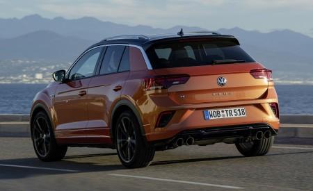 2019 Volkswagen T-Roc R Rear Three-Quarter Wallpapers 450x275 (66)