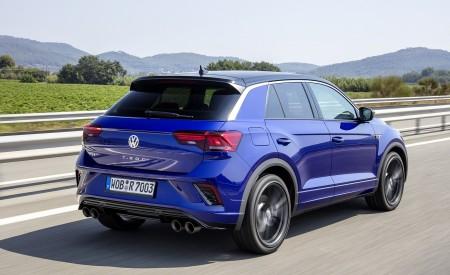 2019 Volkswagen T-Roc R Rear Three-Quarter Wallpapers 450x275 (129)