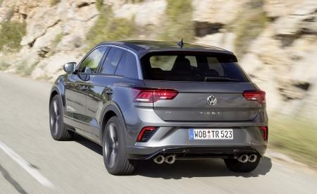 2019 Volkswagen T-Roc R Rear Three-Quarter Wallpapers 450x275 (104)