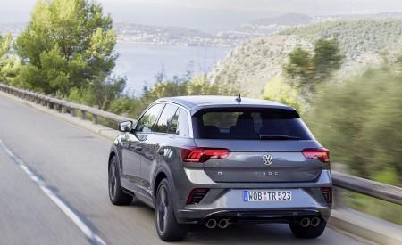2019 Volkswagen T-Roc R Rear Three-Quarter Wallpapers 450x275 (105)